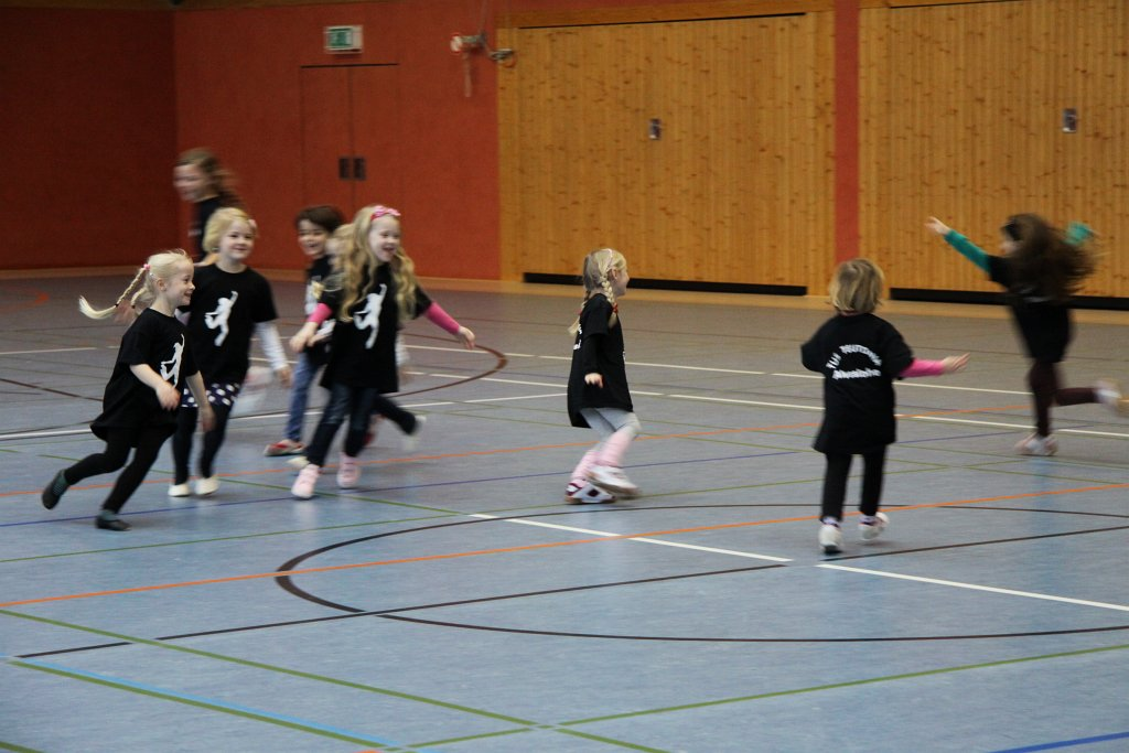 Kindertanzgrupp KIDS